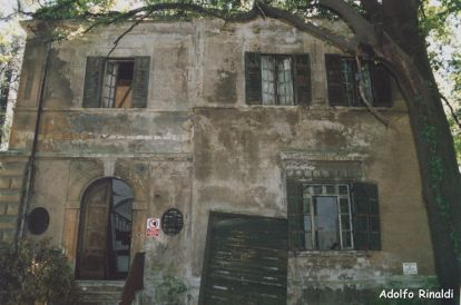 Villa Blanc Roma Indirizzo